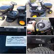Ride on lawn mower McCulloch Electrona Kingborough Area Preview