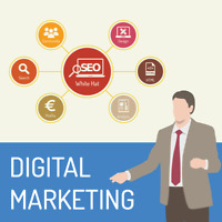 Digital Marketing & SEO Service Starts From 200$ Monthly