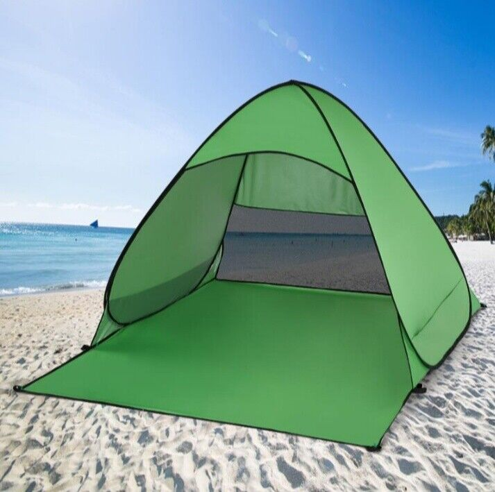 anti uv beach outdoor automatic instant up