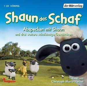 Shaun das Schaf: Abspecken mit Shaun und drei weitere schafsinnige Geschich - CD