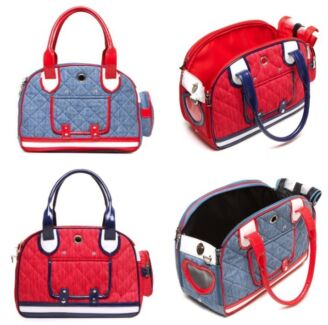 BRAND NEW luxurious pet carrier travel handbag chihuahua Tapping Wanneroo Area Preview