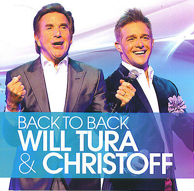 Will Tura & Christoff : Back to Back (2 CD)
