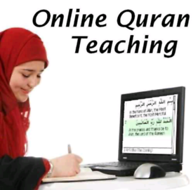 Online and Home Quran classes one to one Male and Female teachers