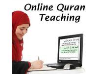 Online Quran Learning Islamic Studies Best Male & feamle Teachers Home classes