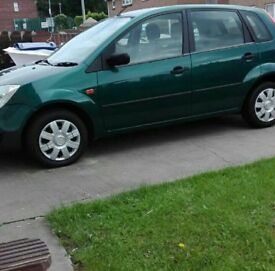 Ford Fiesta 52 plate