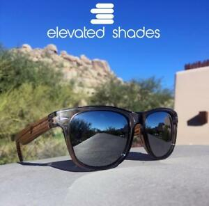 ELEVATED SHADES REAL HANDMADE BAMBOO SUNGLASSES ~DEALERS WANTED~