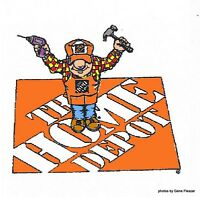 Carpet Installer needed for Home Depot