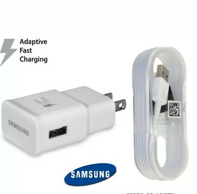 $7.78 Original Samsung S7 S6 Note Charger Cargador + Cable USB 100% Garantizado