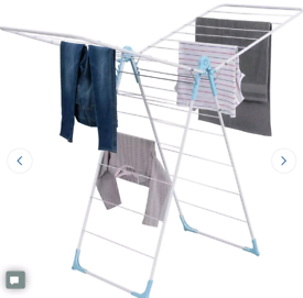 Cross Wing Indoor Clothes Airer