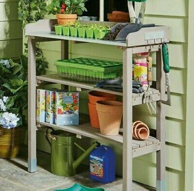 Garden Potting Allotment Work Bench 🛠 Fast and Free 📦🚚