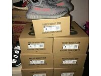 AUTHENTIC YEEZY BNWT AND RECEIPTS ALL SIZES