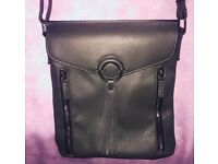 Dark green over the Shoulder bag