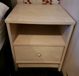 X2 bedside tables