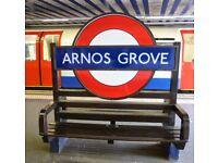 Parking Arnos Grove N11