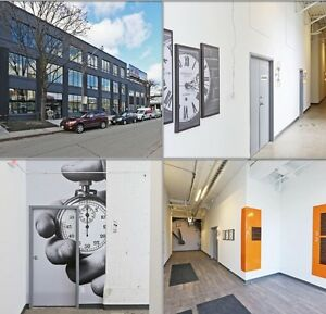 Beautiful Office/Studio Space FOR LEASE West Toronto