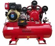 BOSS 40 CFM/ 10 HP Diesel Powered Air Compressor (E/Start) Browns Plains Logan Area Preview