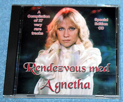 ABBA/AGNETHA - RARE 'Rendezvous med Agnetha' Collector's CD