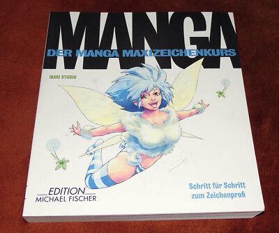 """MANGA """"DER MAXI ZEICHENKURS"""" Graffiti Character Illustration Montana Belton"""