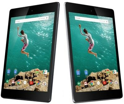 HTC Google Nexus 9, 16GB 32GB Android Tablet 8.9'' Inch Wifi or 4G Black/White