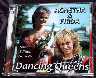 ABBA - RARE 'Dancing Queens' Collector's Double CD