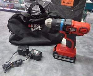 Black & Decker 18V Cordless Drill EGBL180-XE Acacia Ridge Brisbane South West Preview