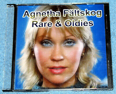 ABBA - 'Agnetha - Rare & Oldies' Collector's CD LAST ONE!!!
