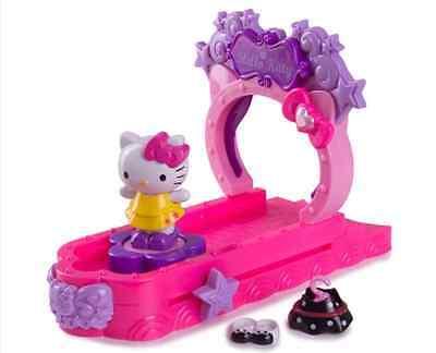 Aus Qlty Genuine Licensed Hello Kitty Fashion Show Play Set-Kids Girls Playset