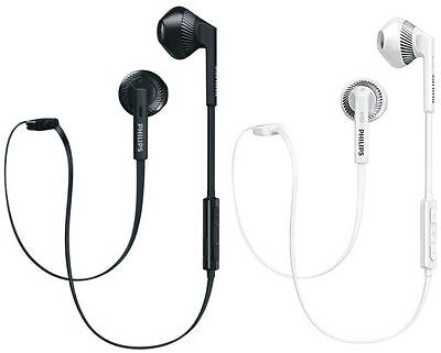 Philips In Ear Noise Isolating Wireless Bluetooth Headphones With Microphone