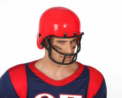 CASCO RUGBY ROSSO