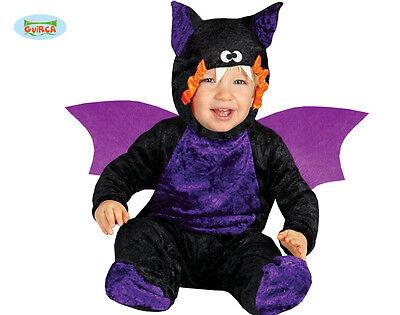 KOSTÜM FLEDERMAUS BABY VERSCHIEDENEN GRÖßEN Halloween Karneval Batman Maske Fest