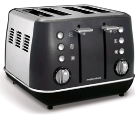 Morphy Richards Evoke toaster -new with box
