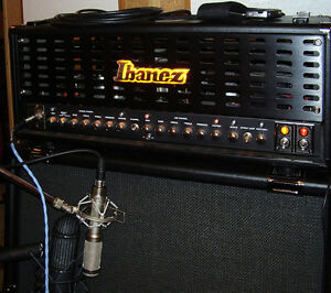 Ibanez Guitar Amplifier Head 120 Watts RMS high power