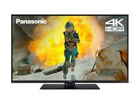 PANASONIC 4K UHD HDR SMART TV FREE VIEW PLAY/HD QUAD CORE WIFI NETFLIX YOUTUBE AMAZON