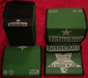 HEINEKEN BEER PACK Cases ( 6 x 500 ml ) / 1 x /