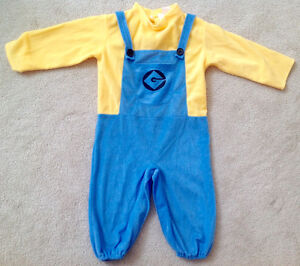 Toddler 'Despicable Me' MINION Costume - New Condition!