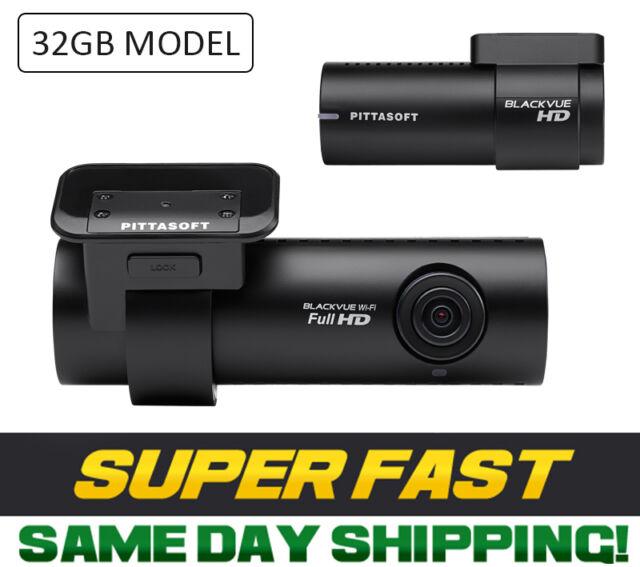 BLACKVUE DR650GW-2CH Full HD 1080P (front), 720P HD (rear) Blackbox (32GB)