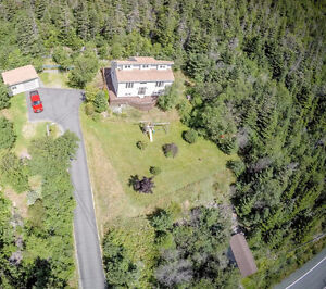 285K for a move in ready home on 1/2 acre lot with a pond view!! St. John's Newfoundland image 2