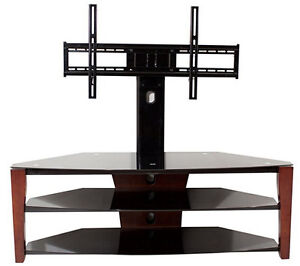 Super wide TV stand and mount