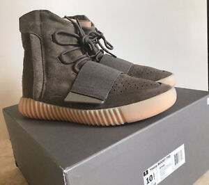REAL yeezy 750 chocolate with Box