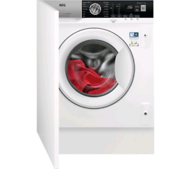 Brand New Integrated 7kg AEG Washing Machine