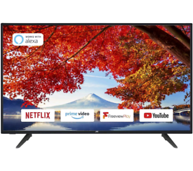 JVC LT-43C700 SMART FULL HD TV TELEVISION SMART BRAND NEW