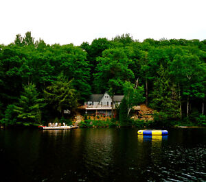 Fall/Winter Cottage getaway - Beautiful private cottage Bancroft
