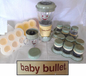 Perfectly Clean! Baby Bullet Extra Accessories (TEXT/CALL Only)