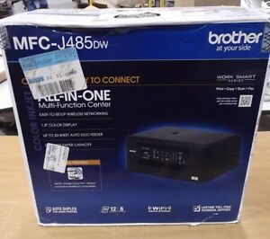 Brother All-in-ones - MFC-J480DW