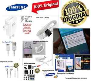 100% Original Wall Charger or Charging Cable S2 S3 S4 S5 S6 S7