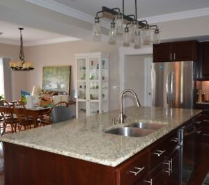 Granite Countertop for Island
