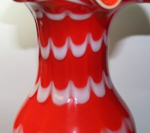 "Lovely Large Art Glass Vase 17"" Tall Execellent condition Kingston Kingston Area image 3"