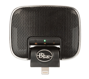 Blue Mic Mikey Digital Mic w/Lightning Connect for iPhone & iPad