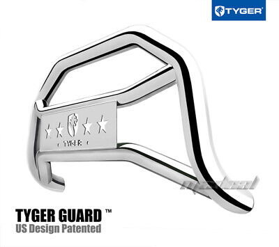 TYGER Bumper Guard Stainless Steel Fit 2009-2018 Ram 1500