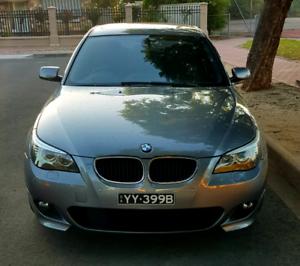 Make an offer, want it sold ASAP! BMW Msport 520d.